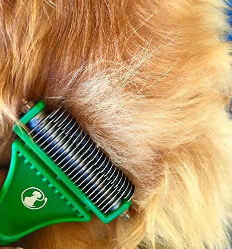 Grooming Tools For Matted Hair - k9konnection sided dematting comb grooming brush