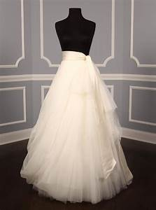 detachable tulle skirt for wedding dress isla detachable With tulle skirt wedding dress