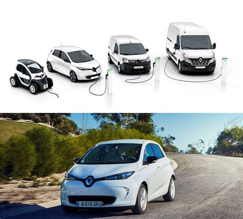 Electric Car Vehicle by Electric Vehicle Groupe Renault