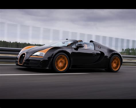 10 things you didn't know about the bugatti veyron Bugatti Veyron 16.4 Grand Sport Vitesse 2013 Roadster ...