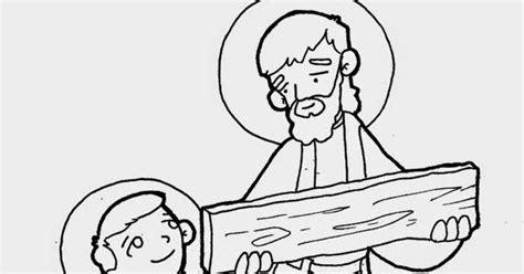 educar con jes 250 s san jos 233 obrero 1 de mayo dibujosparacatequesis