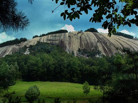 stone mountain state park a north carolina park located