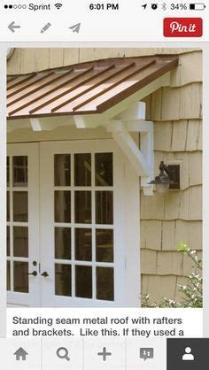 door awning ideas images  pinterest canopies canopy   door entrance