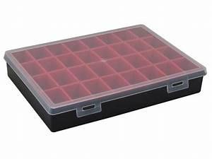 Boite Rangement Photo : tayg bo te de rangement 32 compartiments amovibles ~ Teatrodelosmanantiales.com Idées de Décoration