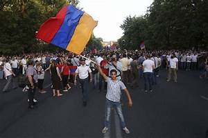 'Electric Yerevan' Protests Put Spotlight on Armenia's ...