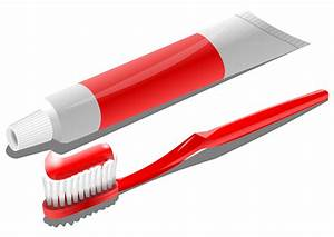 TOOTHBRUSH AND TOOTHPASTE ~ Fashions Updates