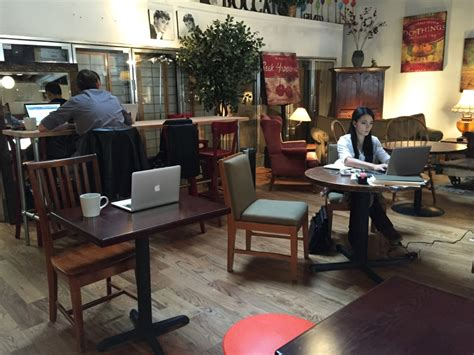 Coworking space? Cafe? A new place in Arlington is both   Technical.ly DC