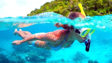 best oahu snorkeling youtube