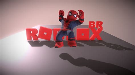 spiderman roblox    model  mortaleiros