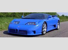 The Veyron of the '90s the Bugatti EB110 6SpeedOnline