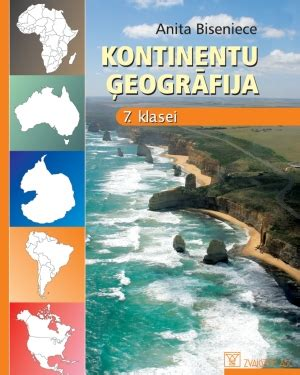 Zvaigzne ABC - Kontinentu ģeogrāfija 7. klasei
