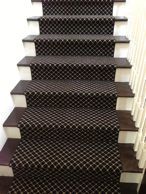 Rugs For Stairs Runners by Should I Carpet My Stairs With The Same Carpet I Use