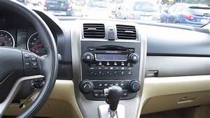2007 Honda Cr-v  Gold - Stock  14066j - Interior