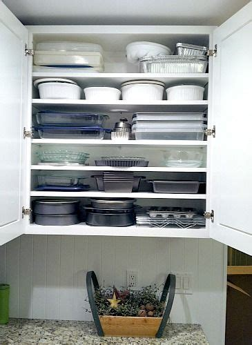 additional shelves for kitchen cabinets adding extra shelves so baking pans and casserole dishes