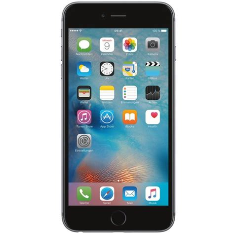 check24 iphone x apple iphone 6s plus 16gb spacegrau preis ohne vertrag im