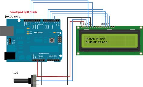 Make This Wireless Thermometer Using Mhz Link