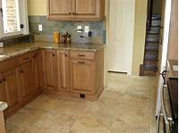 how to tile a kitchen floor Linoleum Flooring Kitchen | Feel The Home