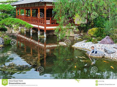 Japanischer Garten Monte Carlo by Japanischer Garten In Monte Carlo Monaco Redaktionelles