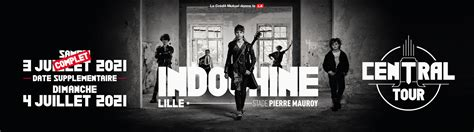 Get the indochine setlist of the concert at accor arena, paris, france on may 29, 2021 and other indochine setlists for free on setlist.fm! INDOCHINE   Stade Pierre Mauroy