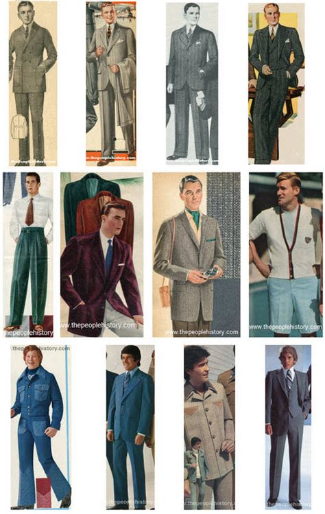 fashions  clothes styles   years    remember