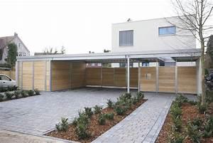 Haus Mit Doppelcarport : doppel carport mit zugang zum haus ~ Articles-book.com Haus und Dekorationen