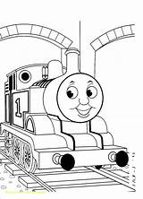 Coloring Train Pages Percy Thomas Getcolorings Printable Awesome sketch template