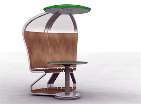 Solar Desk by Solar Desk To Liberate Cubicle Bound Hordes Inhabitat