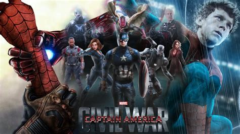 Civil War, Todas Las Noticias (capitán América 3 Civil