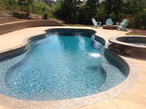 pic of pool earl s pools al fiberglass pool sales service