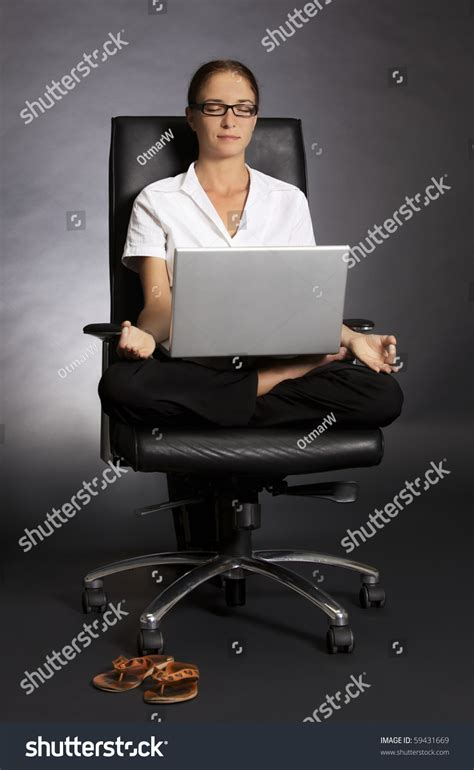 stressless at work attractive office sitting in