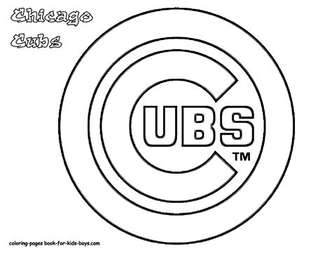 coloring page nathan baseball coloring pages chicago