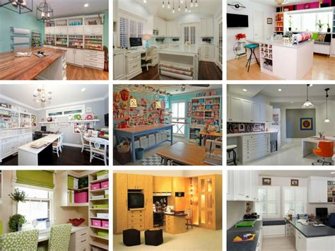 island ideas for small kitchens 23 craft room design ideas creative rooms