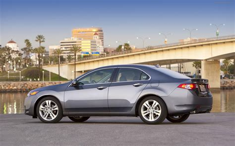 2010 Acura Tsx V 6 Widescreen Exotic Car Wallpapers #14 Of