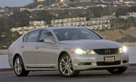 Photos: 2007 Lexus Gs 450h