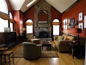 rustic home interior paint colors ryan house best home With color combination and accent for rustic interior design