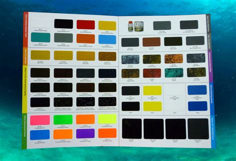 maaco auto paint color chart images