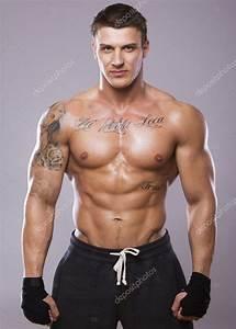 Image Homme Musclé : image d 39 homme muscle photographie fxquadro 10650458 ~ Medecine-chirurgie-esthetiques.com Avis de Voitures