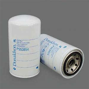 Donaldson Fuel Filter Water Separator Spin
