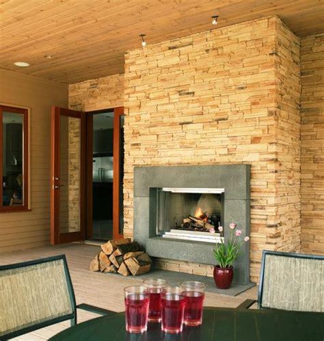concrete block outdoor fireplace unilock outdoor