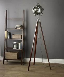 Lampadaire Salon Industriel : le lampadaire de salon 45 belles id es d co en images ~ Teatrodelosmanantiales.com Idées de Décoration