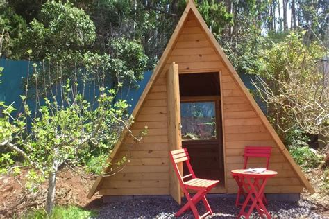 small a frame cabin micro a frame cabin in spain