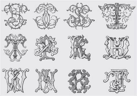 Comfortable 9 Fancy Alphabet Letters Free Psd Eps Format Download