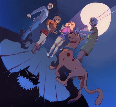 35 Scooby Doo Characters Wallpaper For Pc