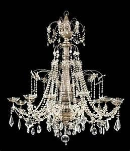 Lustre Pampilles Cristal : les lustres en cristal regard d 39 antiquaire ~ Teatrodelosmanantiales.com Idées de Décoration