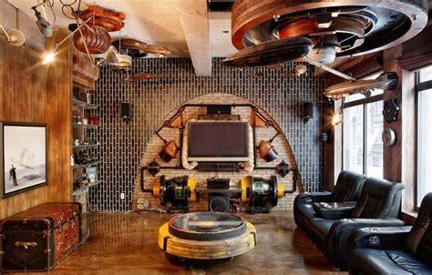 steampunk home decor   properly steampunk  home