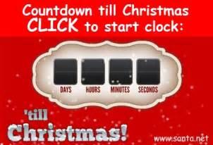 how many days till santa claus santa net