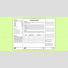 Dictionary Skills Worksheets  Dictionary Work, Dictionary