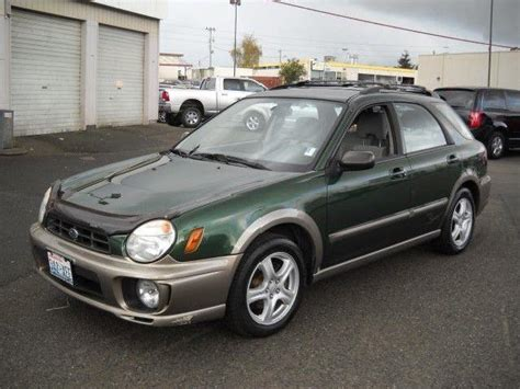 how it works cars 2002 subaru outback sport navigation system 2002 subaru impreza outback sport used cars in seattle mitula cars