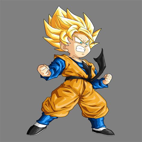 goten ssj dbz  uhd wallpaper