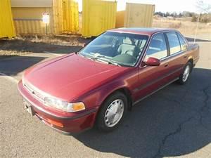 1992 Honda Accord Ex Sedan 4